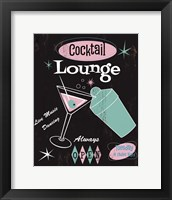 Framed Cocktail Lounge