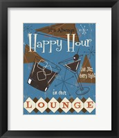 Framed Happy Hour