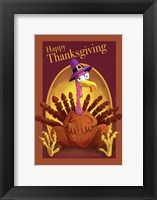 Framed Banner Thanksgiving