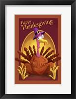 Framed Banner Thanksgiving