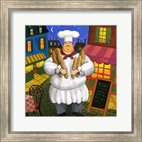 Framed Bread Chef Master