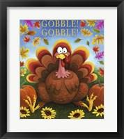 Framed Gobble