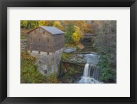 Framed Lanterman's Mill