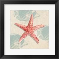 Framed Ocean Gift I
