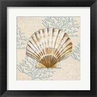 Framed Ocean Gift II