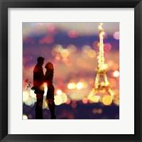 Framed Date in Paris (detail)