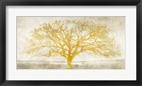 Framed Shimmering Tree