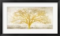 Framed Shimmering Tree