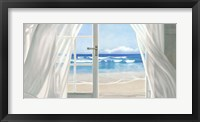 Framed Window by the Sea (detail)