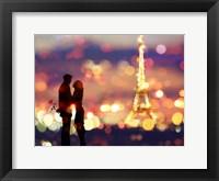Framed Date in Paris