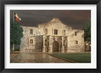 Framed Alamo