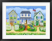 Framed Beach Cottages