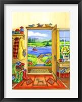 Framed Getaway Cabin