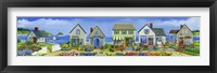 Framed Surfside Village