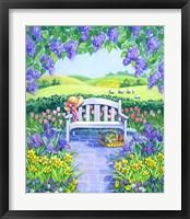 Framed Garden Seat