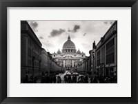 Framed Vatican