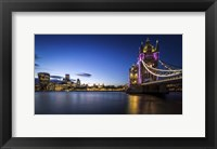 Framed Tower Bridge 2