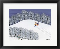 Framed Snow Treck