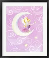 Framed Jane Moon Fairy