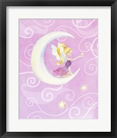 Framed Jane Moon Fairy
