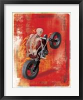 Framed Biker 2