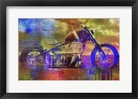 Framed Bobber Moto
