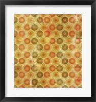 Framed Patterned I