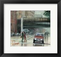 Framed Downtown Love