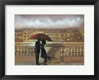 Framed Tuscan Love