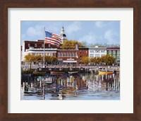 Framed Annapolis