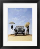 Framed Baci nel Deserto