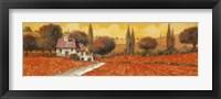 Framed Fuoco di Toscana