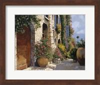 Framed La Bella Strada
