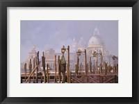 Framed La Nebbia a Venezia