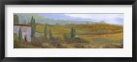 Framed Un Altro Pomeriggio in Toscana