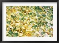 Framed Autumn Tapestry