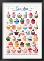 Framed Cupcakes
