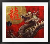 Framed Yoyo Master