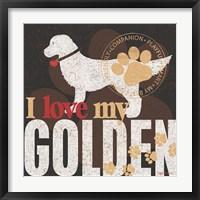 Framed Golden