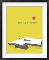 Framed Eichler Modern