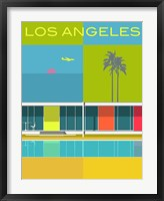 Framed Elwoods LA