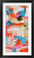Framed Immersed Sequence I