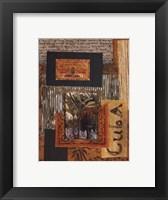 Framed Memories of Cuba II