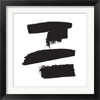 Framed Threes Company II