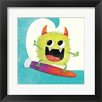 Framed Xtreme Monsters III