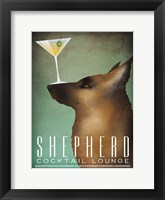 Framed Shepherd Martini