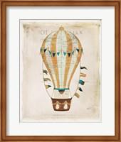 Framed Balloon Expo III