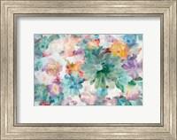 Framed Succulent Florals Crop