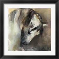 Framed Classical Horse v2