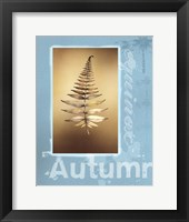 Framed Autumn I